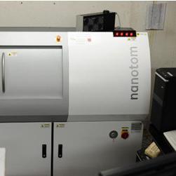 Microtomographe à rayons X (Nanotom – GE Sensing)
