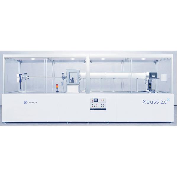 Saxs - Plateforme de diffusion de rayons X